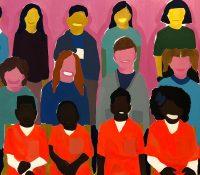 """Public School Complex"" by Rosie Lee"